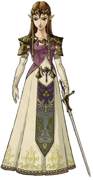 Archivo:Artwork Princesa Zelda TP.png