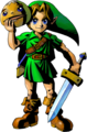 Link con la Máscara Goron artwork MM 3D.png