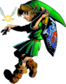 Link y Taya artwork MM 3D.png