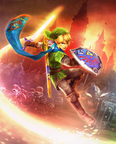 Artwork Hyrule Warriors Link.jpg