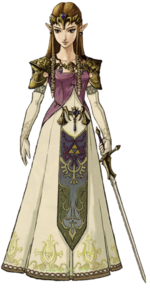 Artwork Princesa Zelda TP.png