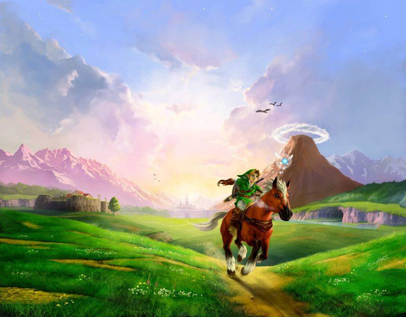 Secretos y Curiosidades de Ocarina of Time