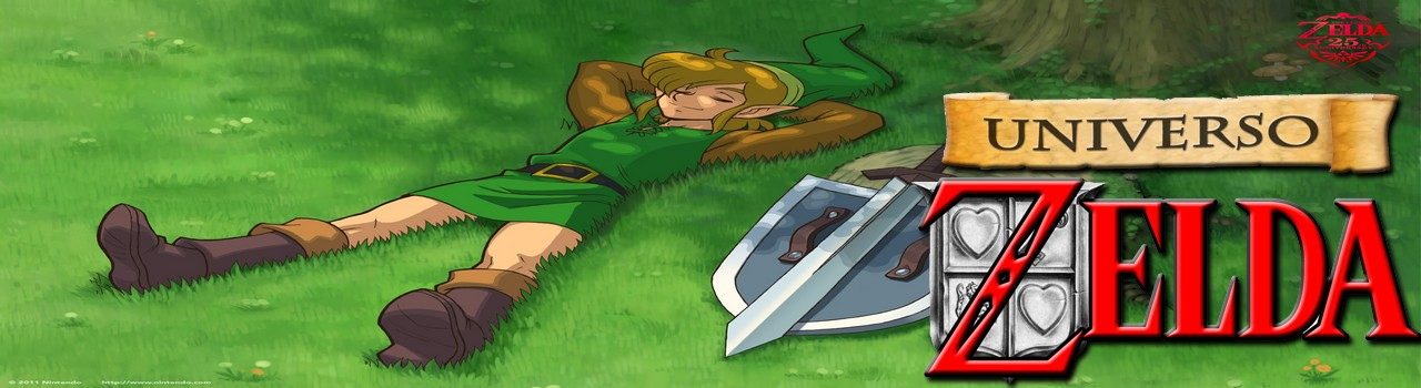 Bienvenidos, nace Universo Zelda