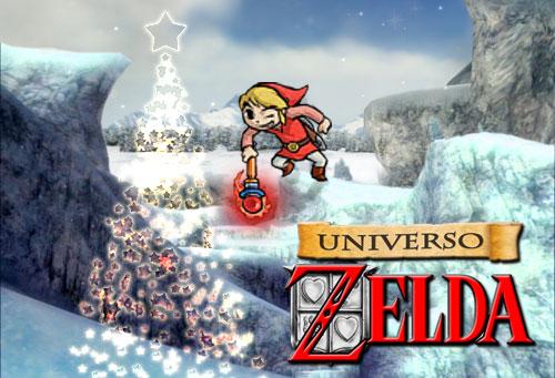 Feliz Navidad desde el equipo de Universo Zelda