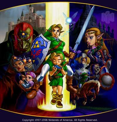 Supuesto prototipo de Zelda Ocarina of Time de N64 en venta en eBay