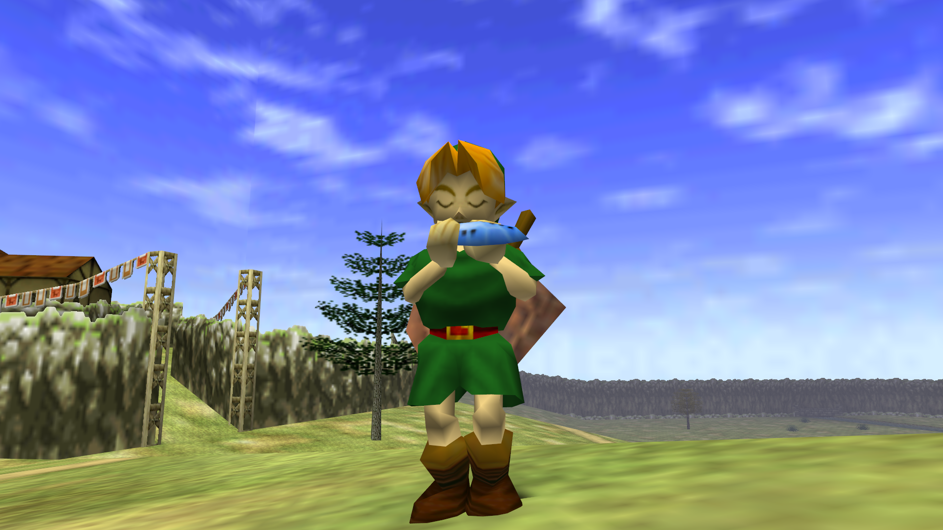 The Legend of Zelda: Gyro of Time