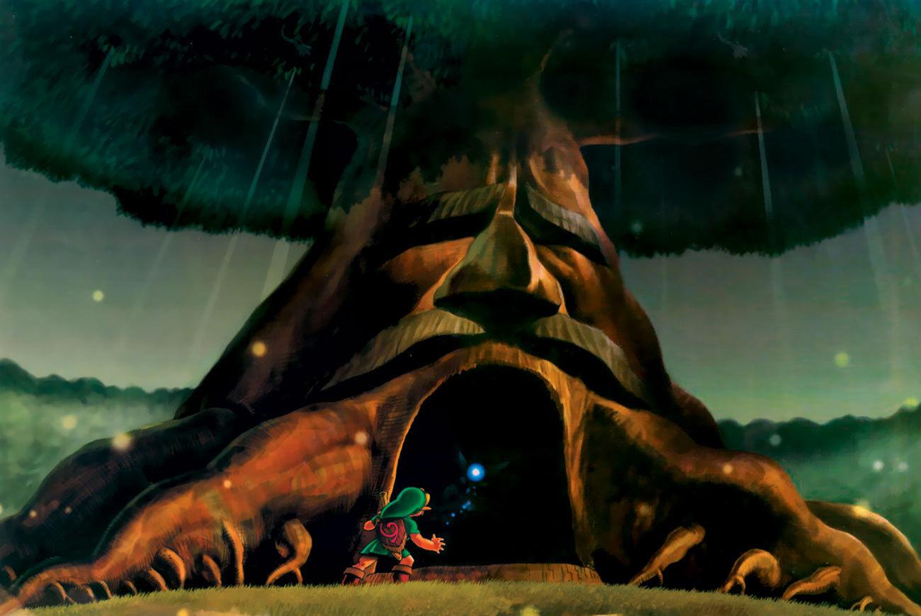 Análisis de The Legend of Zelda: Ocarina of Time