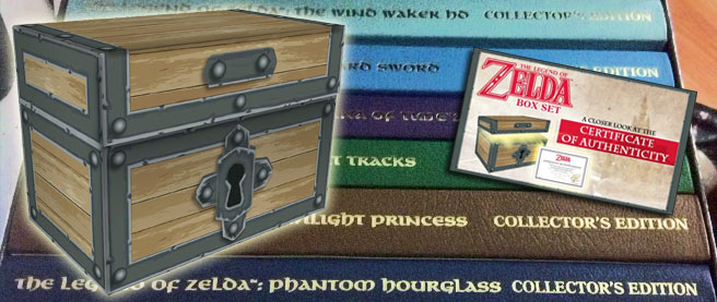 Unboxing The Legend of Zelda Box Set: Prima Official Game Guide