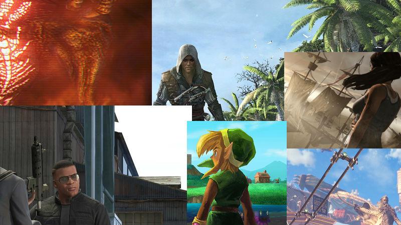 Nintendo no es la única que trabaja en Zelda