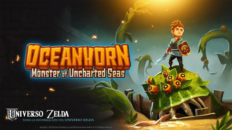 Oceanhorn y otros plagios de Zelda para iOS