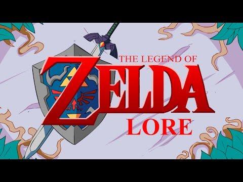La historia de Zelda resumida en un minuto.