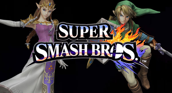 Arquería en Super Smash Bros. 4 Wii U