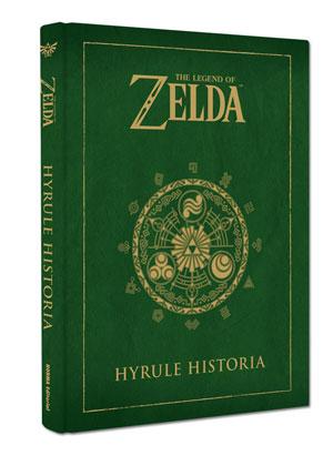 Hyrule Historia, con la Revista Oficial Nintendo