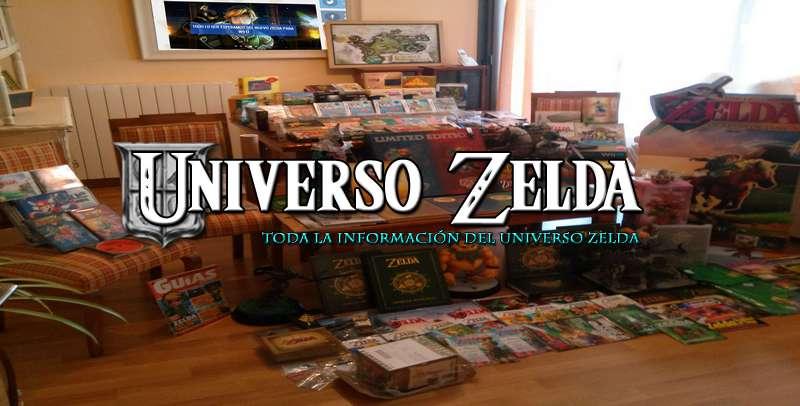 Colección Zelda de Peri1903 – Staff de Universo Zelda
