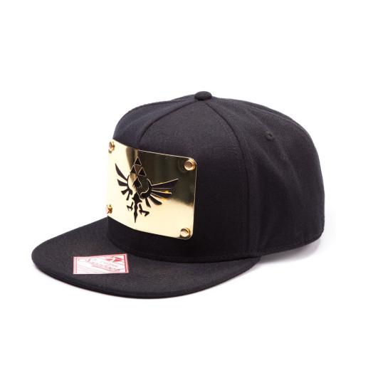 Consigue la nueva gorra con motivos de Zelda
