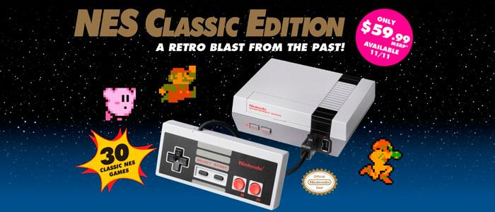 NES Mini cancela su distribución en todo el mundo