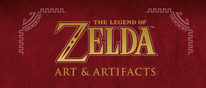 The Legend of Zelda: Arte y Artefactos en español el próximo 25 de agosto