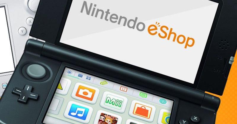 Ventas de la eShop USA de 3DS