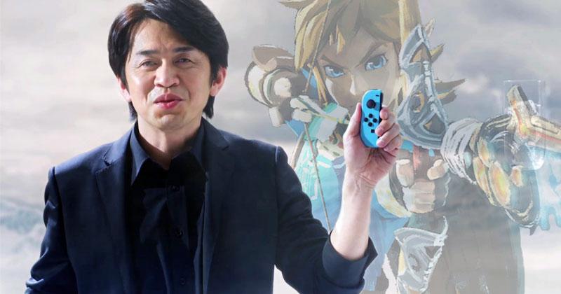 Yoshiaki Koizumi, guionista de la saga Zelda