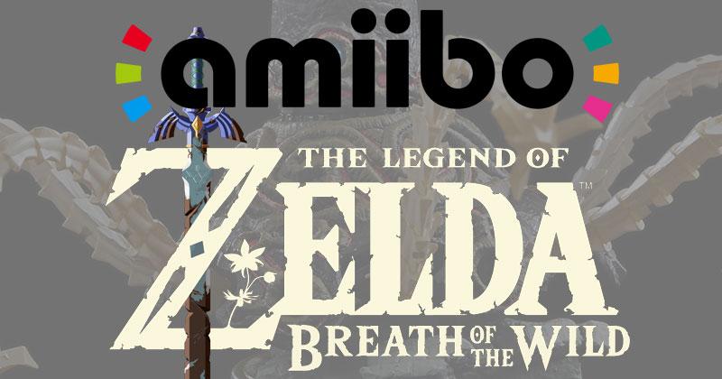 Guía definitiva de los Amiibo en Breath of the Wild