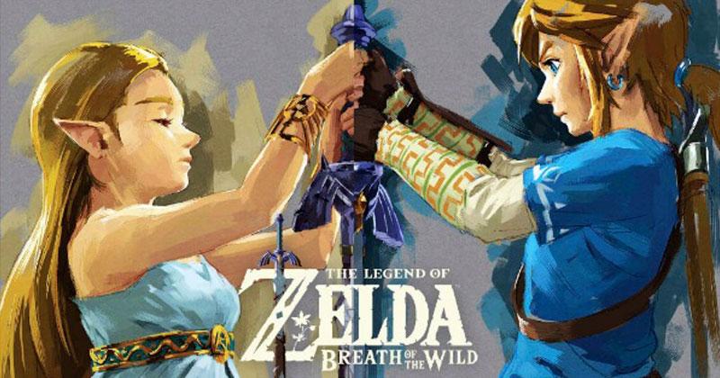 Breath of the Wild sigue ganando premios de Juego del Año