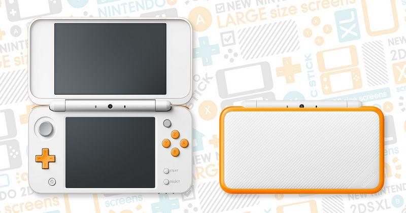 Comparativa de las especificaciones entre New 3DS XL, 2DS y New Nintendo 2DS XL