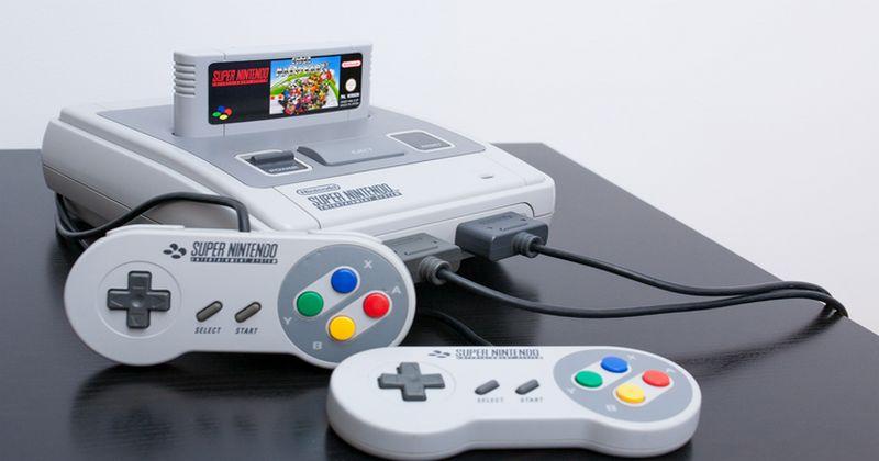 Nintendo lanzaría la SNES Mini este año, tras cancelar la distribución de NES Mini
