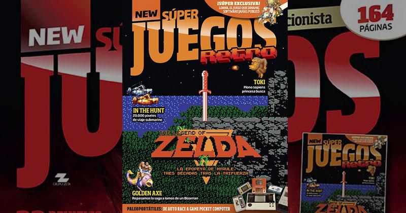 Zelda en New Super Juegos 3
