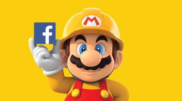 Los analisis de Facebook muestran que millones de personas hablan sobre Zelda y Mario