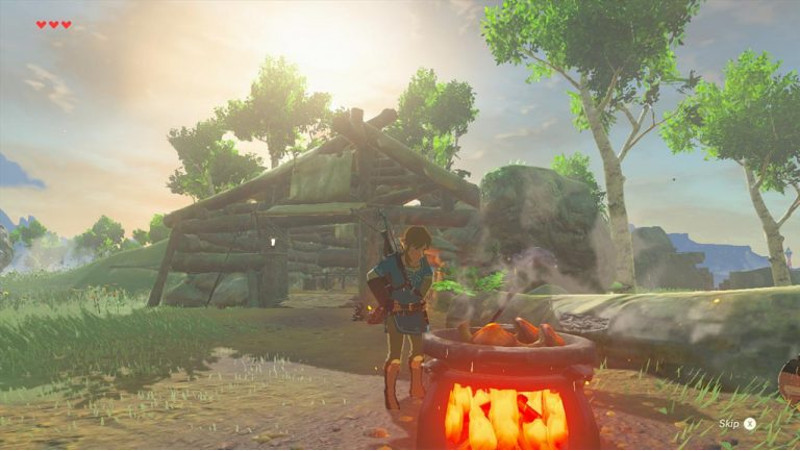 Bill Trinen nos adentra en la cocina de Breath of the Wild