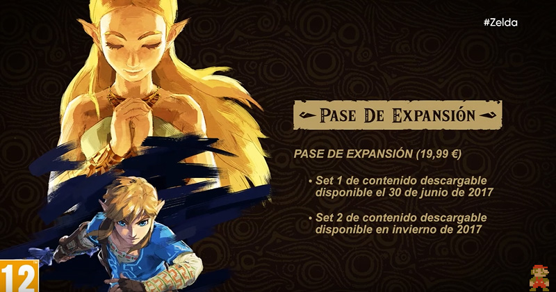 Breath of the Wild en el E3: tráiler del DLC