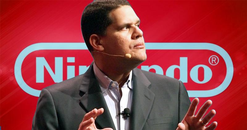 Reggie Fils-Aime desde el E3 en directo