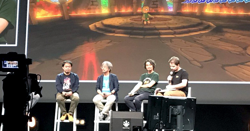 """""""The Art of The Legend of Zelda Series"""" en París"""