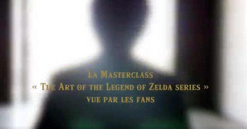 Avance del vídeo de la Masterclass de París