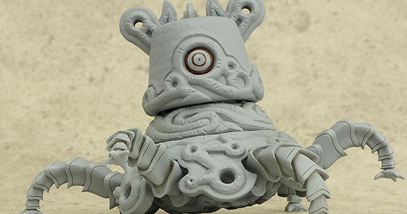 Nendoroid de Guardián anunciado en el Wonder Festival