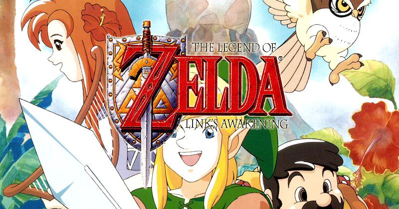 5 curiosidades de Link's Awakening