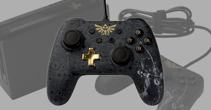 Nuevo mando PowerA para Nintendo Switch