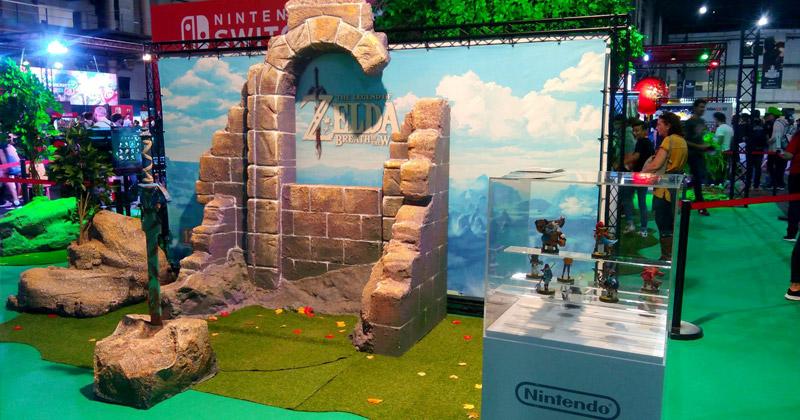 The Legend of Zelda en el Barcelona Games World