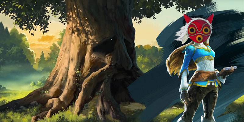 The Legend of… ¿Ghibli?
