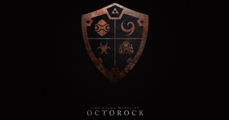 Octorock: The Zelda Metal ya disponible