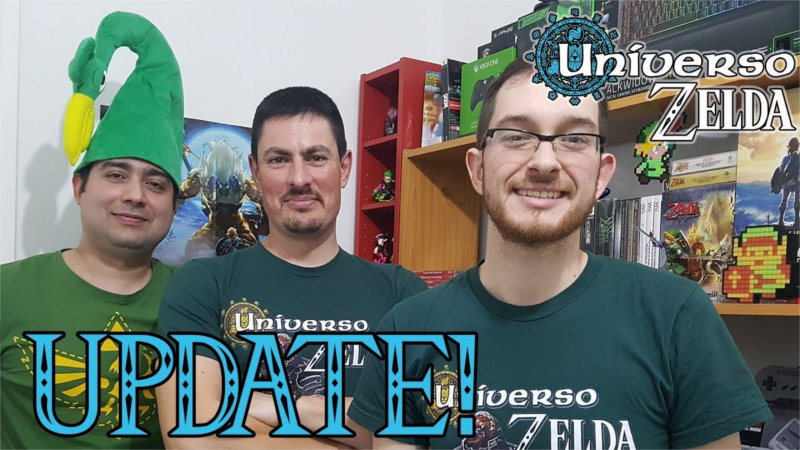 ¡Actualizamos nuestro canal de Youtube Universo Zelda!