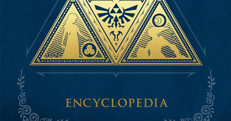 Trailer de Zelda Encyclopedia
