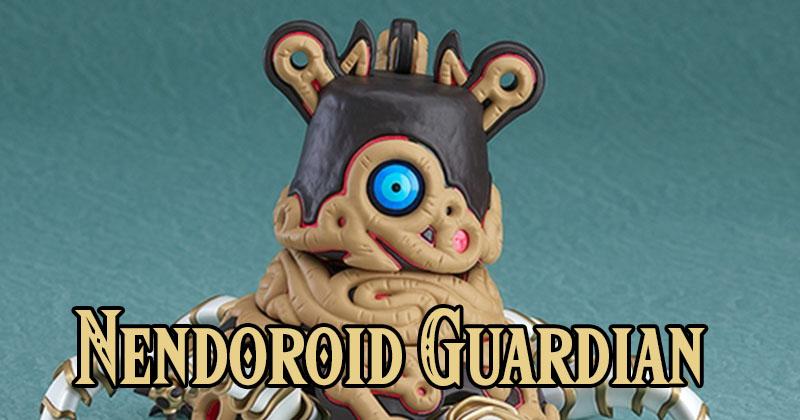 El Nendoroid del Guardián ya se puede reservar