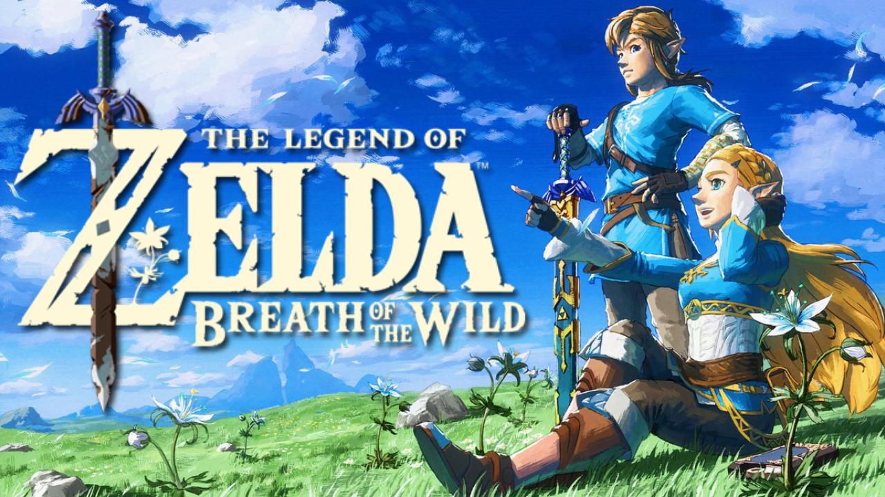 Los jugadores no-nipones nombran a Breath of the Wild como uno de sus juegos favoritos
