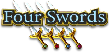 Archivo:Four Swords GBA logo.png