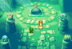 Link y Zelda en el santuario FS.png