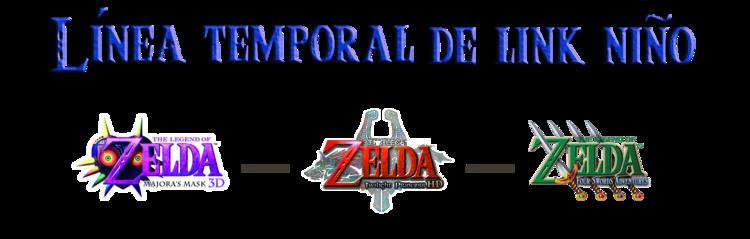 Cronología/Línea Temporal de Link niño - Wiki de Universo Zelda
