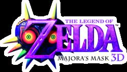 Logotipo Majora's Mask 3D.png