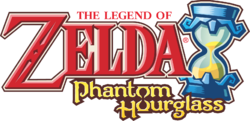 The Legend of Zelda - Phantom Hourglass (logo).png