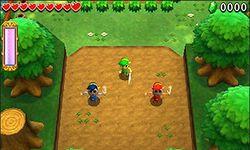 Multijugador tri force heroes con maniquís.jpg